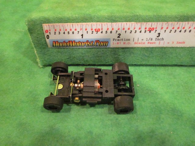 Top view of Auto World Super III Version 2